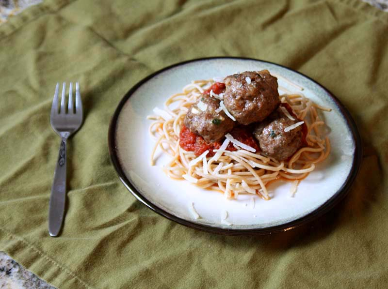Meatballs Recipe from FoyJoy.com